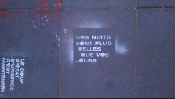 Logo Nuit Debout Uzès
