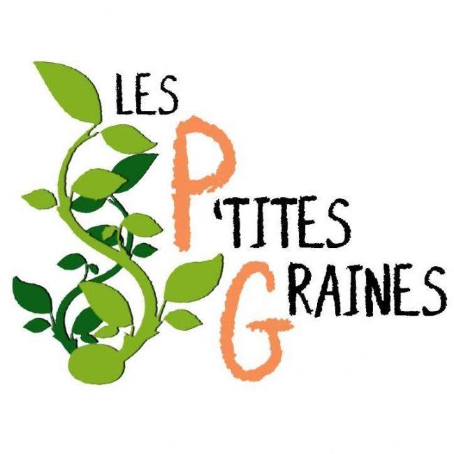Logo Les p'tites graines