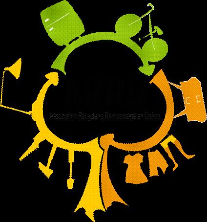 Logo Association pour Recyclerie-Ressourcerie en Uzège (ARRU)