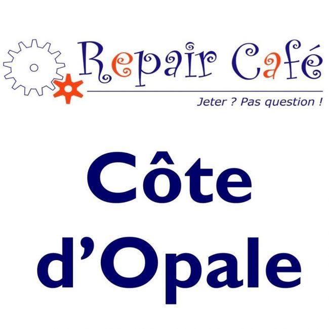 Logo Repair Cafe Cote d'Opale