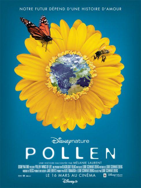 Ciné-goûter autour du film Pollen