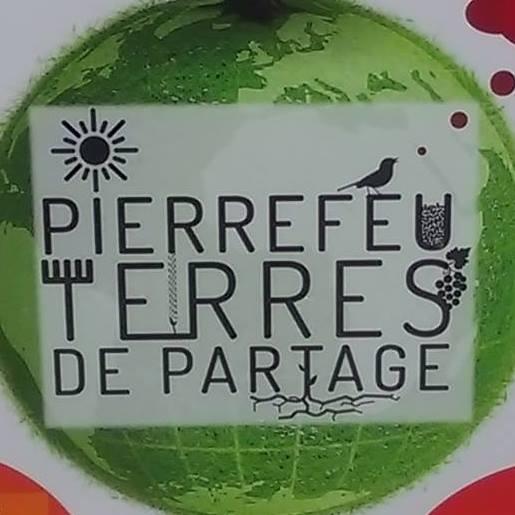 Logo PIERREFEU TERRES DE PARTAGE
