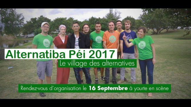 Journée Rencontres & Organisation Village Alternatibapéi