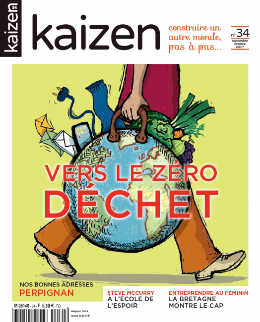 Kawaa-Kaizen : Vers le zéro déchet