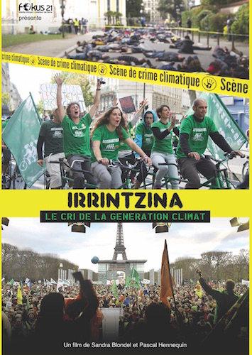 « Irrintzina », le film qui raconte l'histoire d'Alternatiba