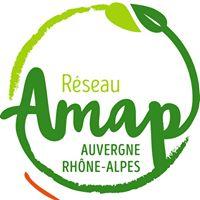 Logo LA MAIN A L'AMAP / AMAP AURA