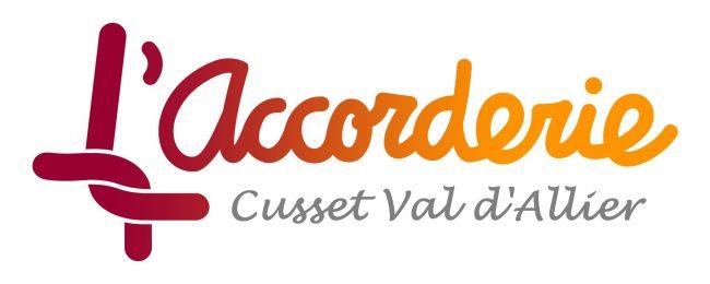 Logo Accorderie Cusset Val d'Allier