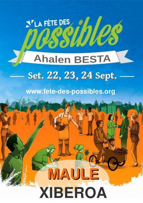Week end des possibles à Mauléon-Licharre