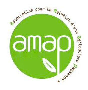 Logo AMAP de Luzy et Cie