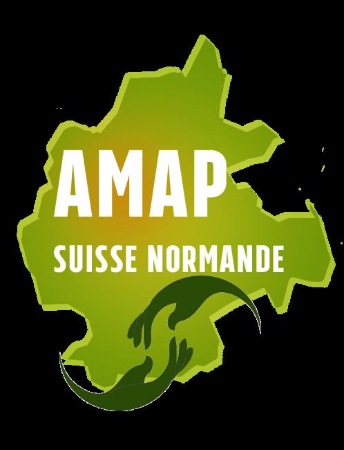 Logo Cinema le Normandy & AMAP Suisse Normande