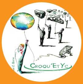 Logo Croqu'EtYc