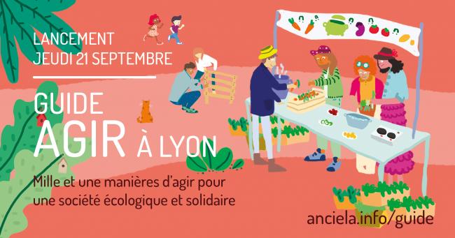 Lancement du Guide Agir à Lyon
