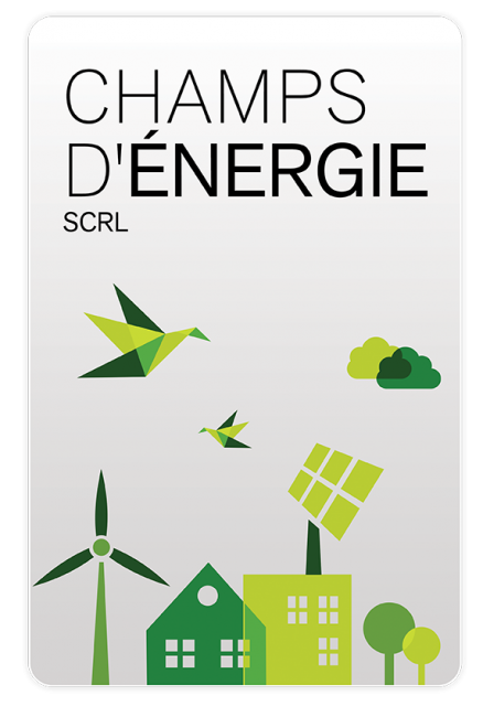 Logo Champs d'energie