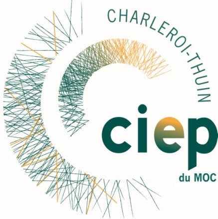 Logo CIEP du MOC Charleroi-Thuin