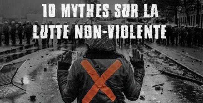 Atelier-débat '10 mythes sur la lutte non-violente'