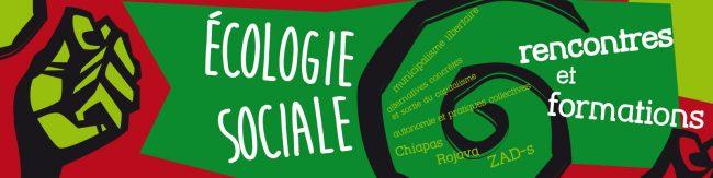 Logo Militants de l'écologie sociale