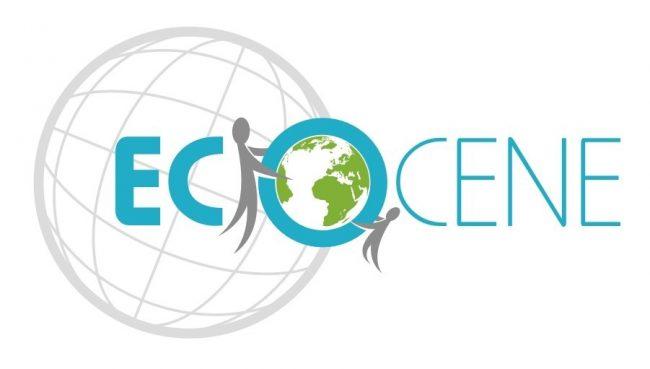 Logo Ecocène, association du marché bio de Pau