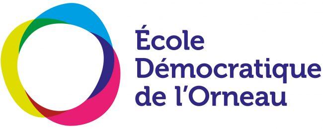 Logo L'Ecole démocratique de l'Orneau