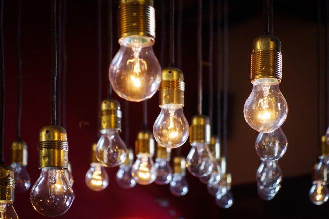 Choix des ampoules