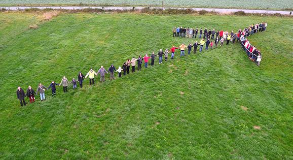 Soirée d'infos pour l'éolienne citoyenne de Fernelmont avec la coopérative Champs d'énergie