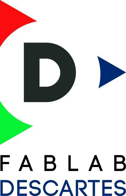 Logo Fablab Descartes
