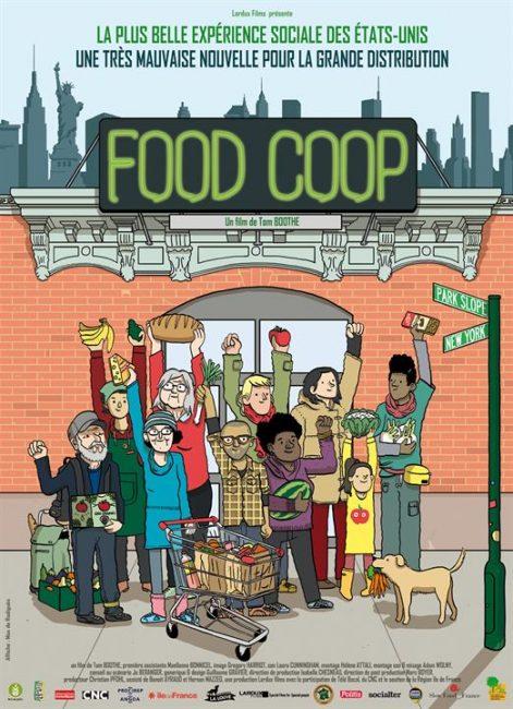 Cine + Food Coop