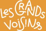Logo Les Grands Voisins - Ecran Voisin - La Tribu des Sauvages