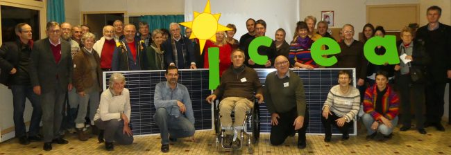 RDV sur le stand d'ICEA: L'énergie locale et citoyenne
