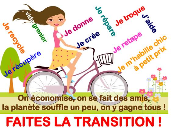 Faites la transition !