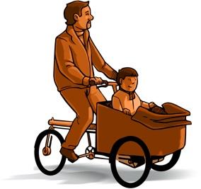 Logo Collectif citoyen pour l'écomobilité sur la vallée Brevenne-Turdine