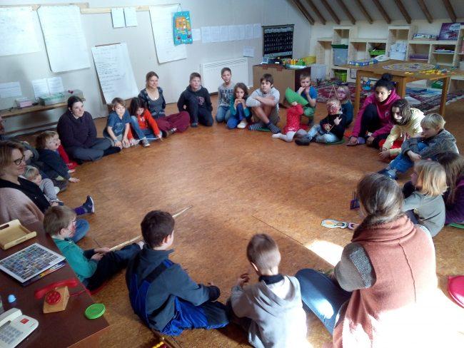 L'Ecole démocratique de l'Orneau s'ouvre aux Possibles !