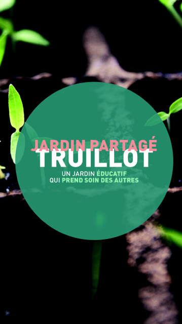 Logo Association du jardin partagé Truillot