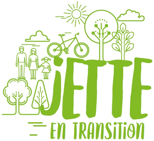 Logo Jette en transition