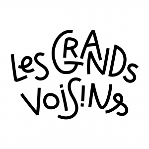 Logo Les Grands Voisins