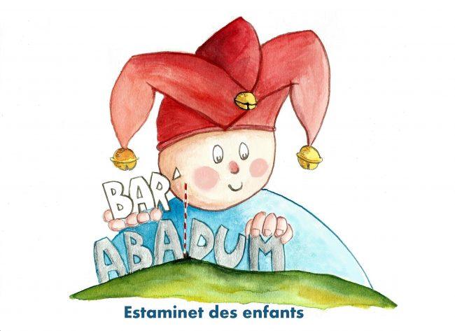 Logo l'association Bar'Abadum