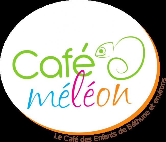 Logo Caféméléon - Le Café des Enfants de Béthune et environs