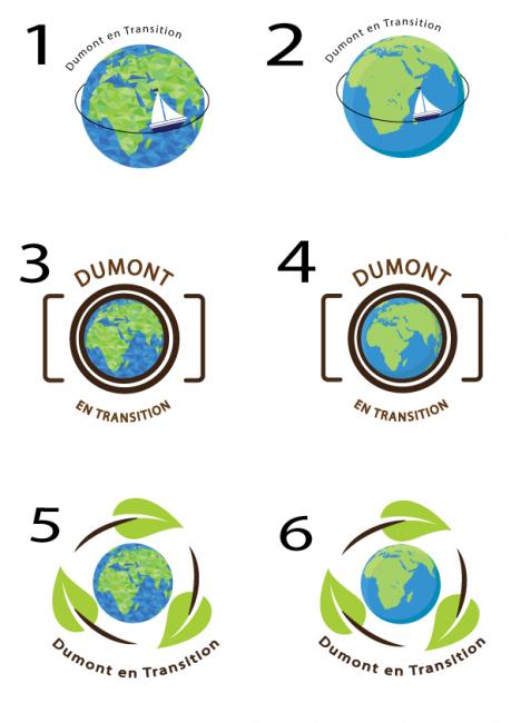 Logo Dumont en transition