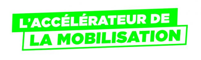 Logo l'Accélérateur de la Mobilisation