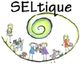 Logo SELtique (Système d'échange local)