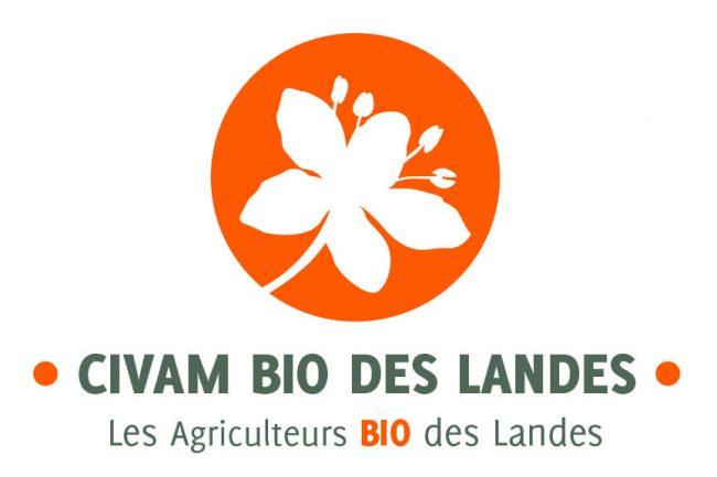Logo CIVAM Bio des Landes