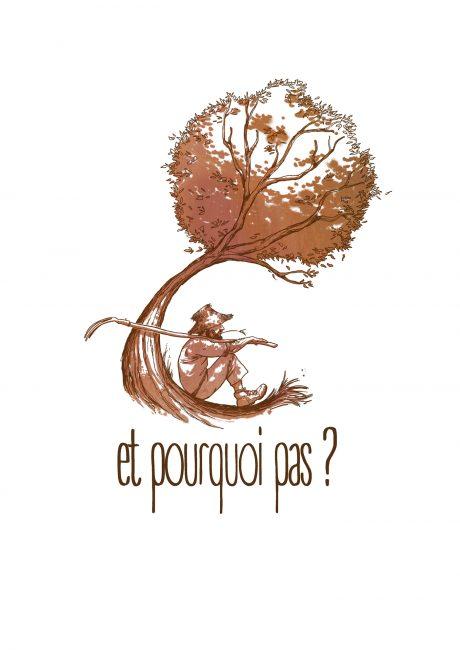 Logo association Et Pourquoi Pas ? 43