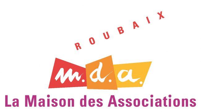 Logo Maison Des Associations de Roubaix / Mairie de Roubaix