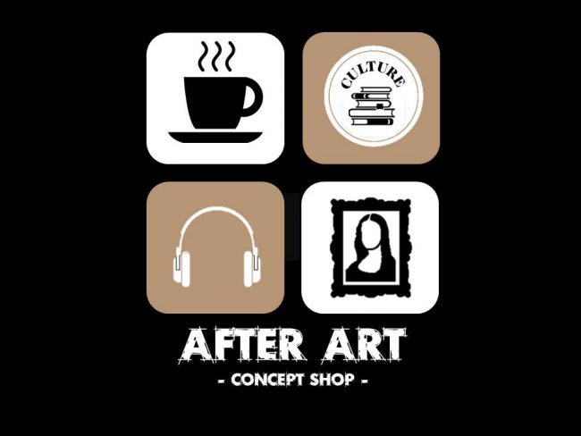 Logo After Art Shop
