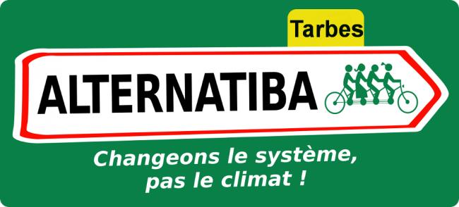 Logo Alternatiba Tarbes Anvcop21 65