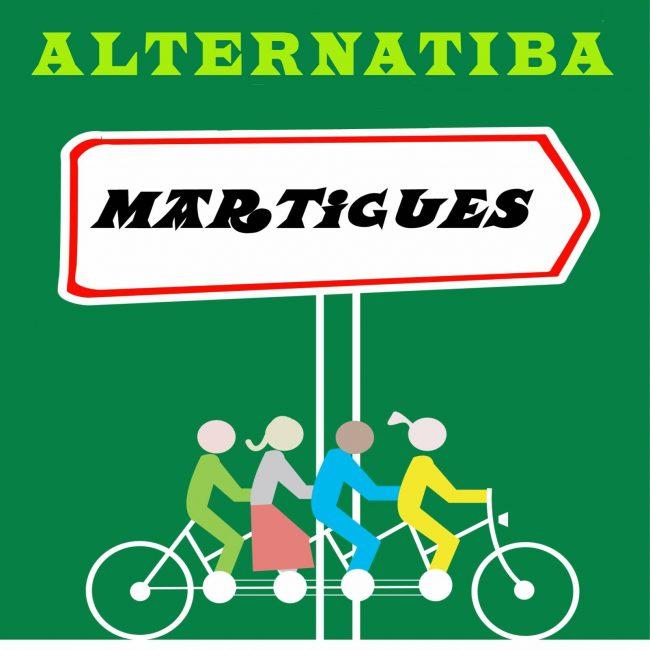 Logo ALTERNATIBA MARTIGUES