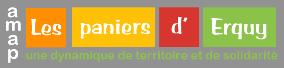 Logo Amap les paniers d'erquy
