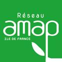 Logo Réseau des AMAP d'Ile de France