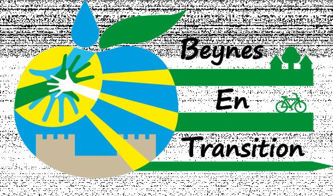 Logo Beynes En Transition