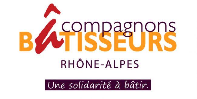 Logo Compagnons Bâtisseurs Rhône Alpes