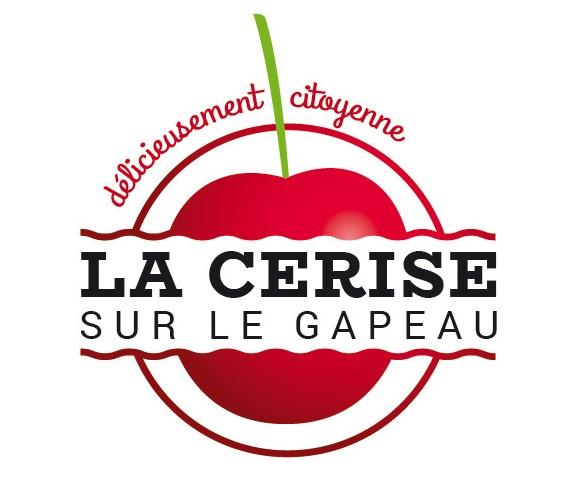 Logo La cerise sur le Gapeau et La Vallée du Gapeau en Transition